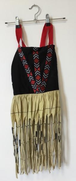 D1026: Maori Dress