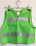 D1034: Workman's Vest - green