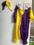 D1103: 3 Piece Jester - dress up