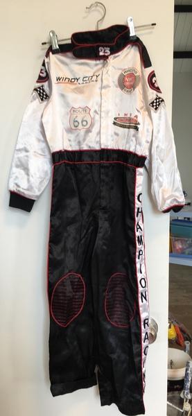 D1143: Jnr Champion Racing Suit - dress up