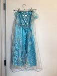 D1404: Frozen: Elsa the Snow Queen Dress