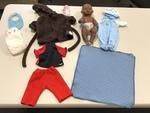 D1607: Polynesian Baby Boy Doll