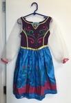 D1710: Anna Dress Age 2-4yrs