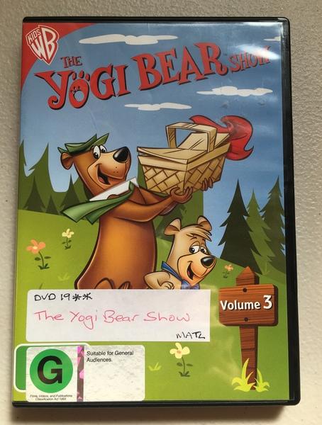 DVD19: The Yogi Bear Show