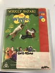 DVD73: Wiggly Safari The Wiggles DVD only