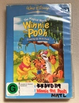 DVD119: Winnie the Pooh Growing up with Pooh