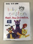 DVD322: Baby Einstein - Meet the Orchestra
