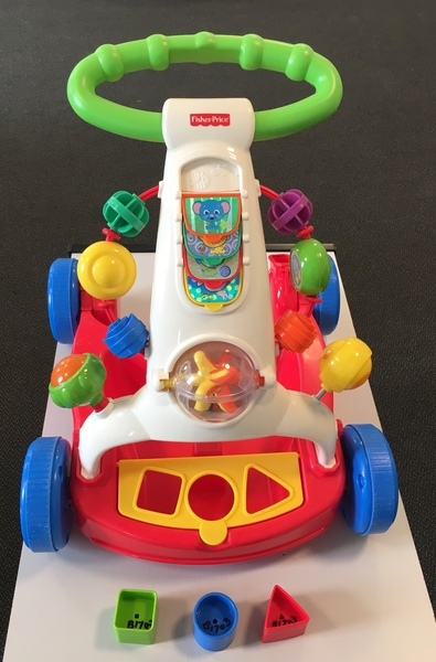 B1703: Fisher-Price Walker to Wagon