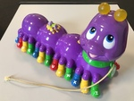 E154: Alphabet Pal - Singing Caterpillar Leap Frog