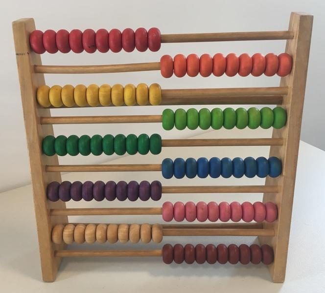 E1044: Voila Rainbow Abacus