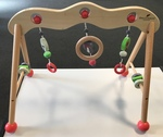 B1713: Discover Woodland Adventure Play Gym