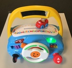 B1716: Fisher Price Puppy's Smart Stages Driver