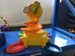 B1725: Fisher Price Go Baby Go Sit to Stand Giraffe