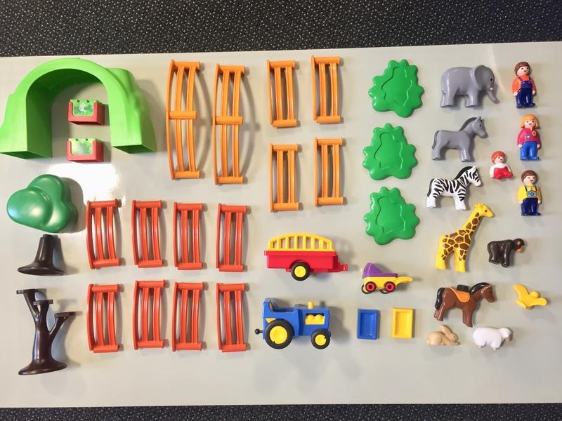 L79: Playmobil - Animal Set