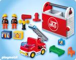 L99: Playmobil Fire Station