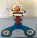 M1707: Vtech Sit to Stand Music Centre with microphone and stand Ages: 12-36 months