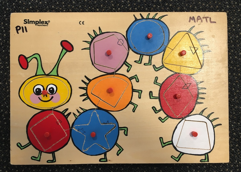 P11: Caterpiller Shapes