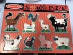 P17: M&D Sound Puzzle - Farm Animals