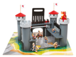 Ec30: Wooden Knight Dragon Castle