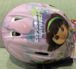 A8: Bike Helmet Dora The Explorer