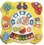 A86: Musical Activity Table