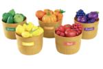 Da1: Fruit & Vegetables Colour Sorting Set