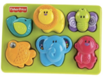 Dp27: Fisher Price Animal Puzzle