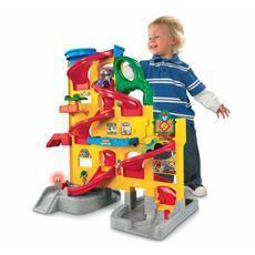 Ec78: Wheelies Stand 'n Play Rampway