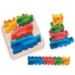 Dp55: Crocodile Blocks Puzzle