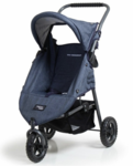Ea214: Mini Runabout Doll Stroller Denim