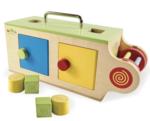 Ca48: Baby Activity Wooden Box
