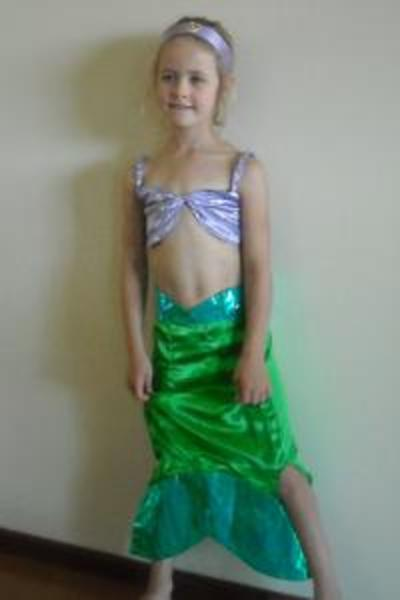 CO6: Mermaid costume