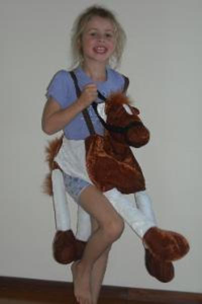 CO9: Horse wrap n' ride