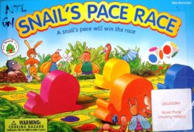 G1: Snails pace race