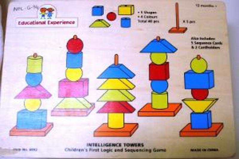 G34: Intelligent Towers