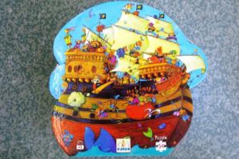 J39: Barbarossa's boat puzzle
