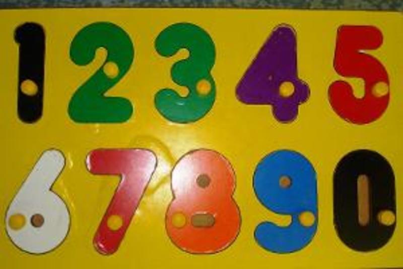 J45: Number puzzle