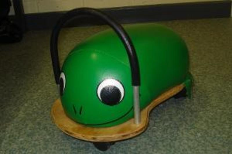 O26: Frog Ride On
