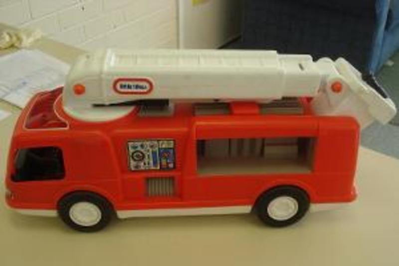 O27: Big Fire Truck