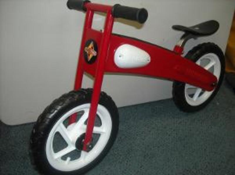 O105: Glide Bike