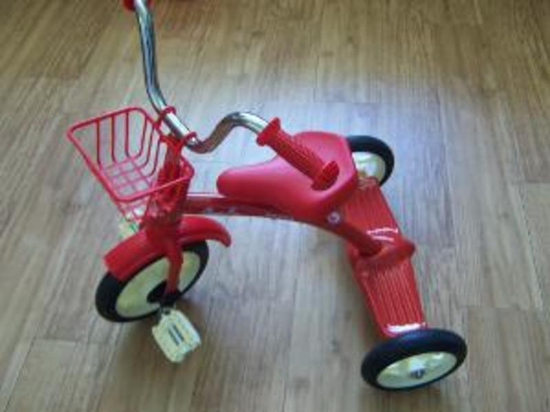 O130: Red Trike