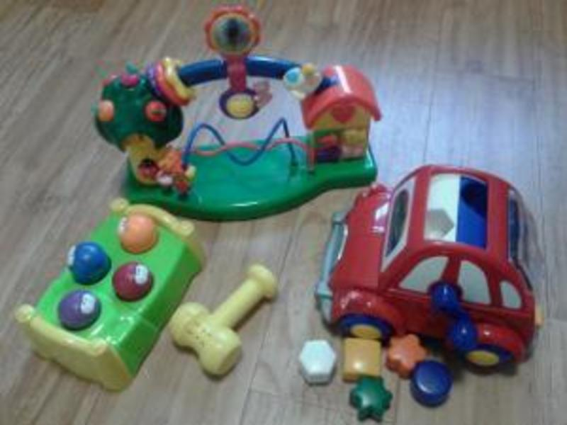 R70: Sorting Car, Activity Park and Pounding Bed Bugs