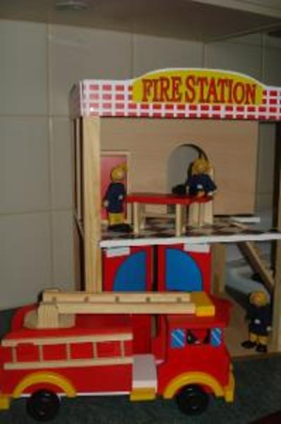 R159: Fire Station
