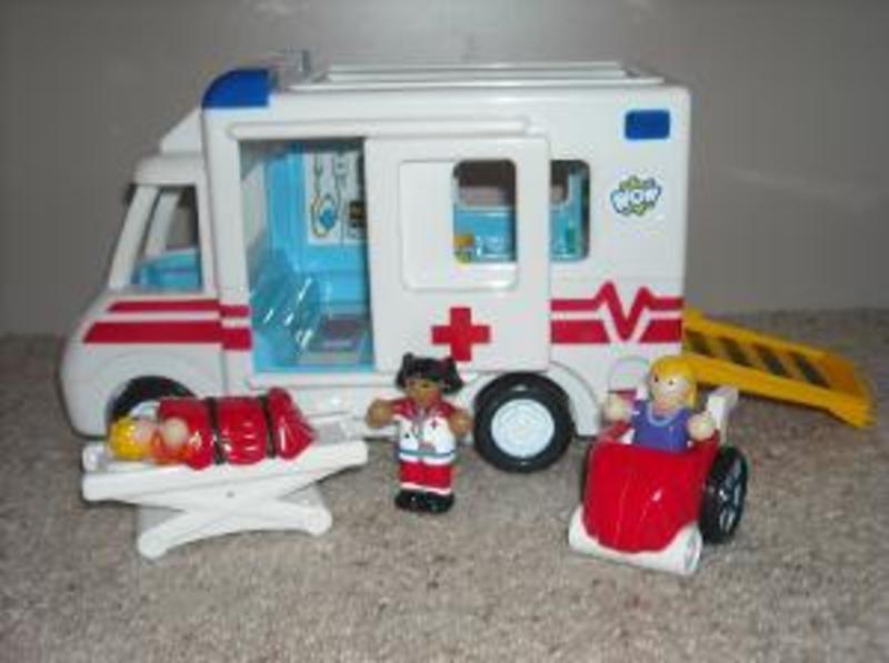 R191: Robins Medical Rescue