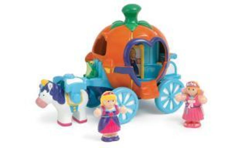 R212: Pippa's Princess Carriage