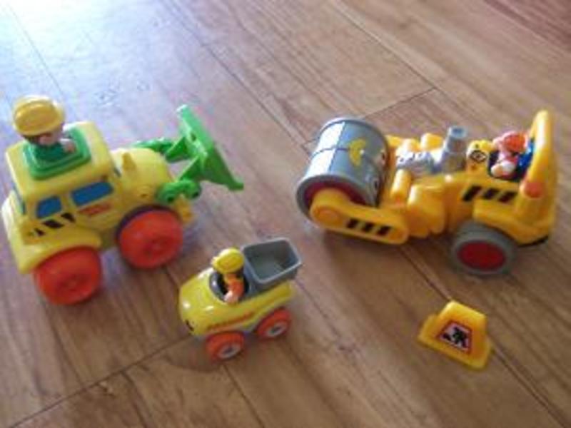 R235: Road Construction Set