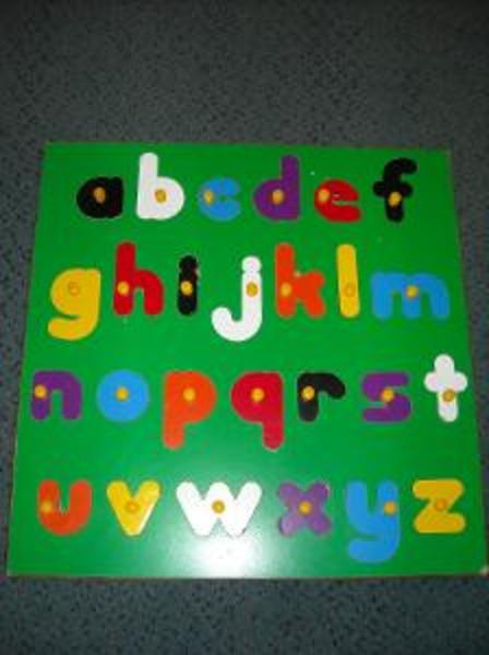 RE2: Alphabet Board Game