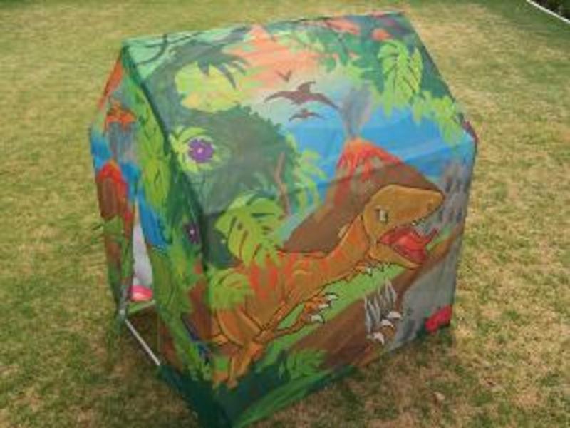 R242: Dinosaur Play Tent