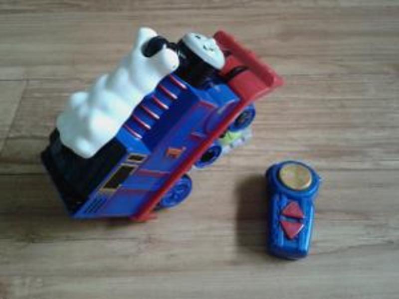R250: Remote Control Stunt Thomas