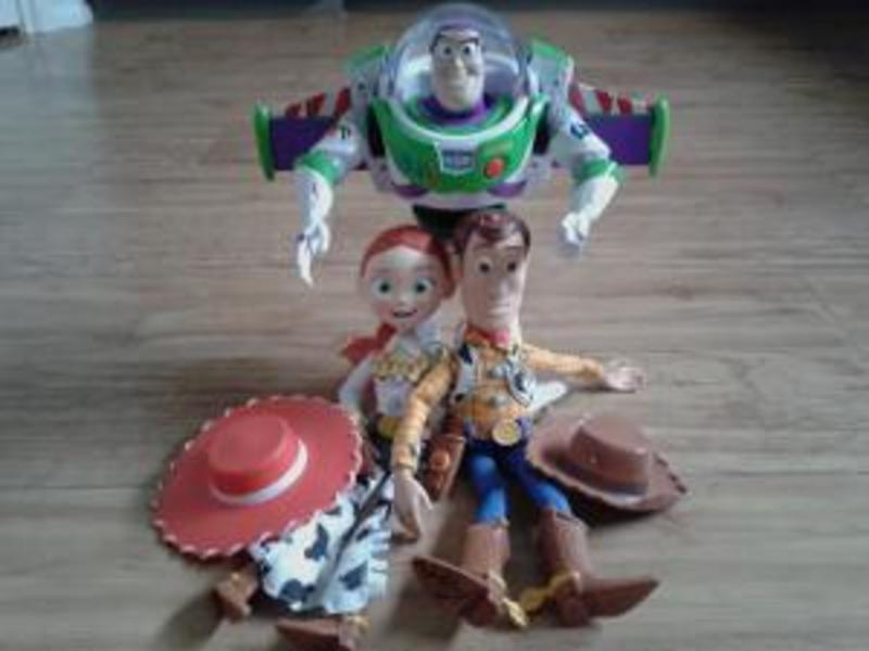 R258: Toy Story Character Set